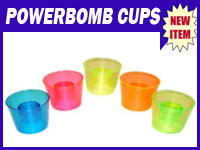 Powerbomb cups